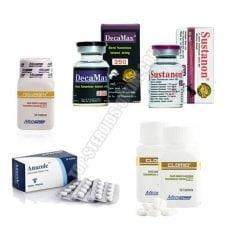 Πακέτο-Jack-Of-Mass --- --- Testo-Mix-Mix Nandro --- --- ενέσιμα στεροειδή-LA-Pharma