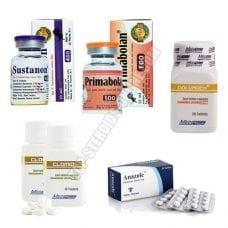 Pack-Jack-de-Peso-Seche Primobolan --- --- --- esteroides Sustanon-Mix-LA-Pharma inyectable ---