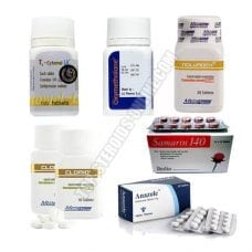 Pack-Jack-Of-Weight-Seche T3 --- --- Androlic-Cytomel - Steroid Oral ---- Das Pharma-