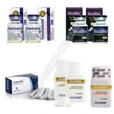 Pack-Prise-De-Masse-Ultimate-–-Sustanon-–-Nandro-Mix--Steroides-Injectables-–-LA-Pharma