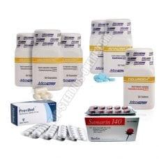 Pack-gato-de-force-Y-Resistencia-Ultimate-Anavar-Halotestin-4-Semanas-esteroides-Oral-Meditech