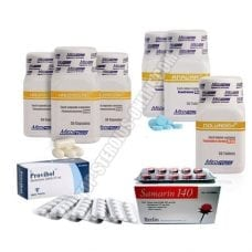 Pack-jack-de-Force-And-Endurance-ultimative-Anavar-Halotestin-4-Wochen-Steroide-Oral-Meditech