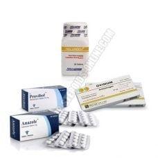 Pack-Protección anti-estrógeno