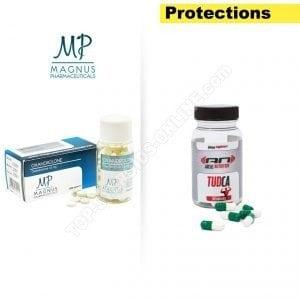 Pack Ganho de Força - Anavar - 4 semanas - Esteroides orais