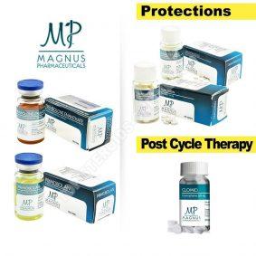 Pack para Secar - Parabolan + Primobolan - Esteroides injetáveis