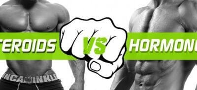 Steroid hormone or hgh choice