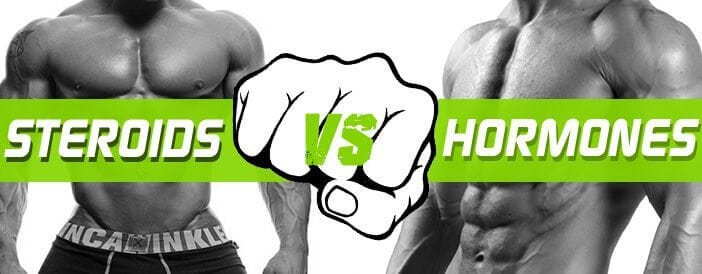 Steroid or hgh hormone choice