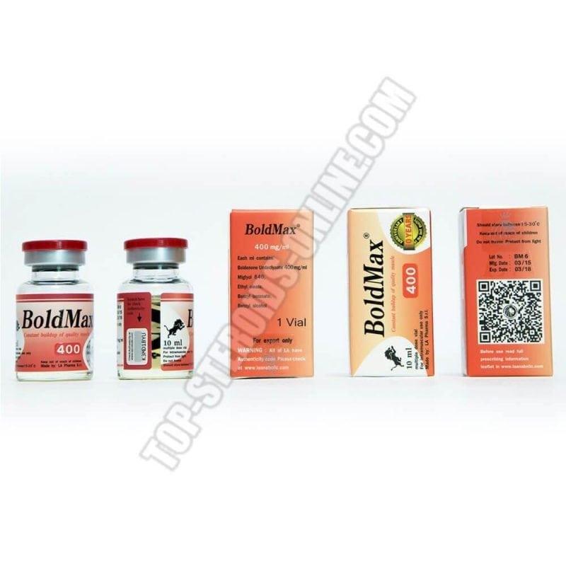 boldenone la pharma