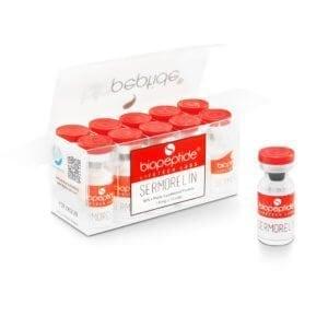 Sermorelin Biopeptide Peptide - Lifetech-Labs (2 Warehouse) STORAGE -90% Expires 30 / 08 / 2019