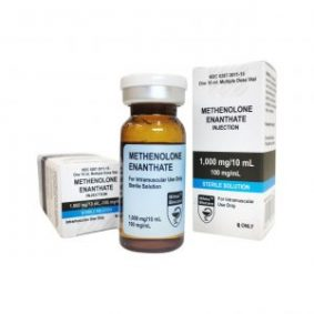 Methenolone Enanthate (= Primobolan) - Hilma Biocare - 100mg - 10ml