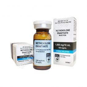 Methenolone Enanthate(=Primobolan) – Hilma Biocare – 100mg – 10ml