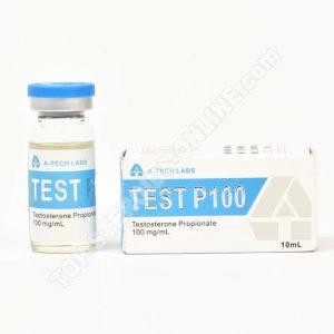 P100 Test - A-Tech Labs - 10ml Bottle