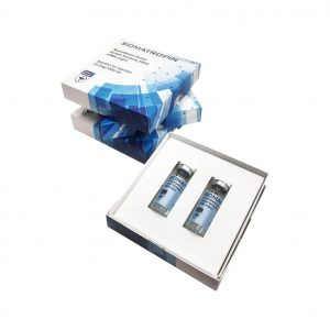 HGH Somatropin (Liquide)- Hilma Biocare – Kit de 100UI – Boite de 2 Vials