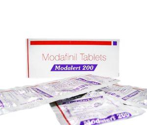 Modalert 200mg - Modafinil - Sun-Pharma - 10 sekmeleri
