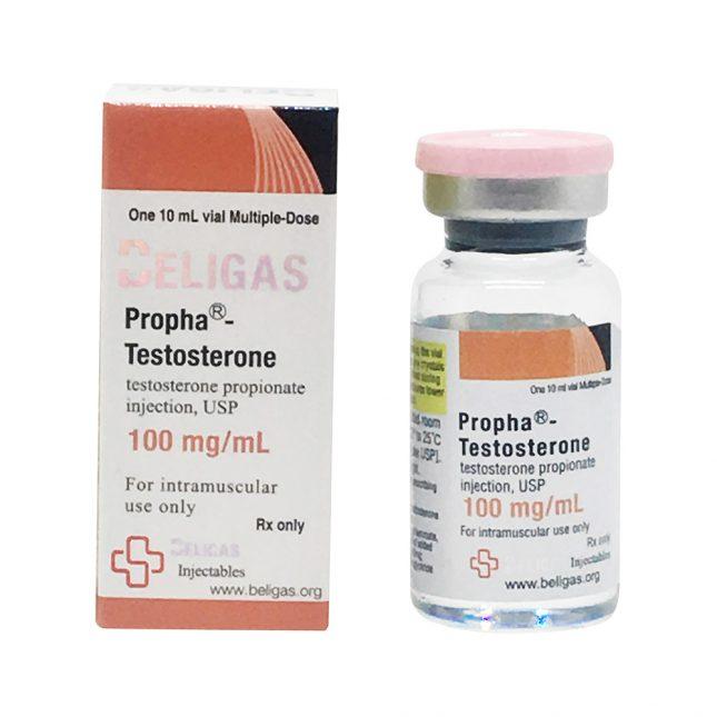 Ενέσιμο προπιονικό τεστοστερόνη Beligas Pharmaceuticals