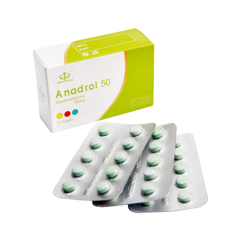 Oral Oxymetholone Maha Pharma