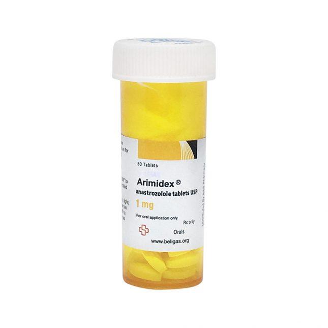 Αντι οιστρογόνο Arimidex Beligas Pharmaceuticals