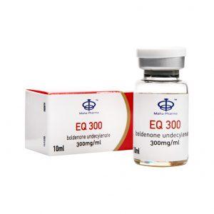 Injetável Boldenona Undecylenate Maha Pharma