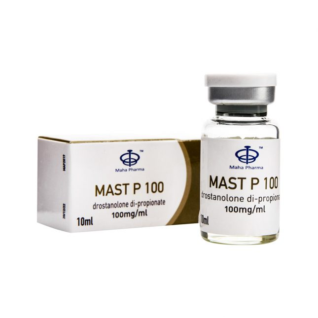 Enjekte Masteron Maha Pharma