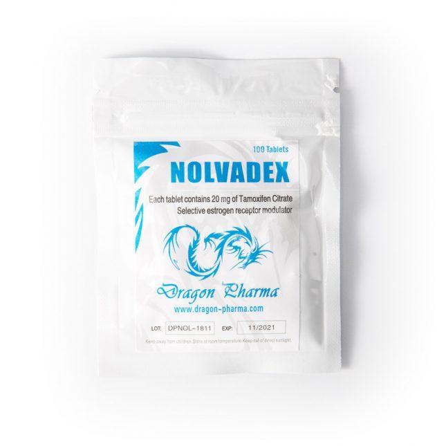 Anti Estrogen Nolvadex Dragon Pharma