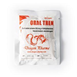 Trenbolone orale Pharma orale