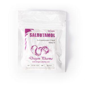 Salbutamol Dragon Pharma