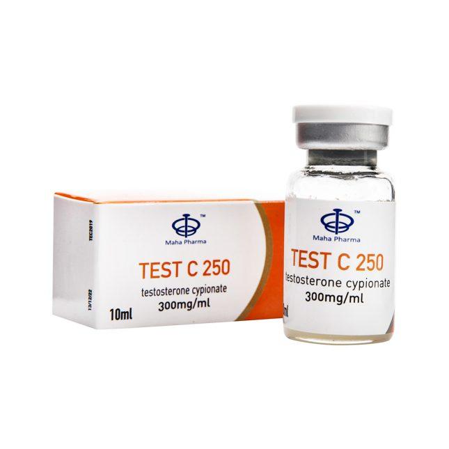 Injizierbares Cypionat-Testosteron Maha Pharma