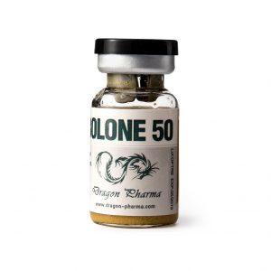 Trenbolone 50mg / ml 10ml - Dragon Pharma (-30% YAZ SATIŞI)