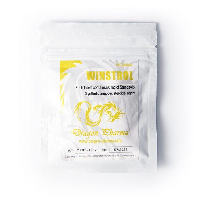 Oral Winstrol Dragon Pharma