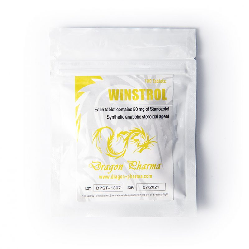 Oral Winstrol Dragon Pharma