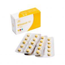 Doustny Winstrol Maha Pharma