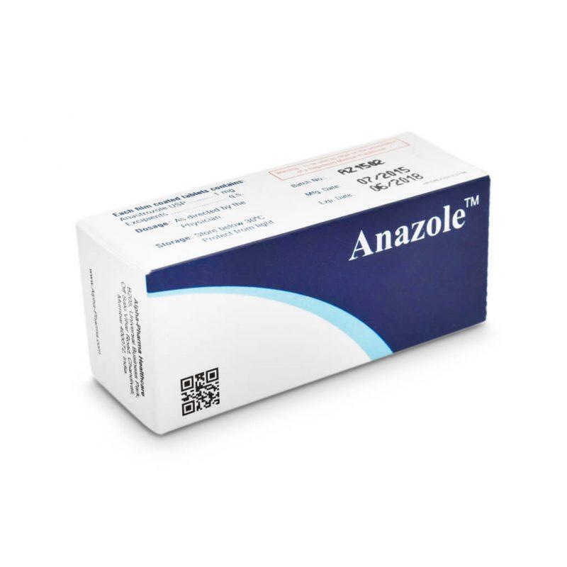 Anazole Arimidex - 30 tablets 1mg - Alpha-Pharma