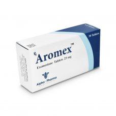 Ароматы Аромазин - 30 таблетки 25mg - Альфа-Фарма