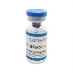 CJC-1295 NO-DAC - vial de 2mg - Axiom Peptides