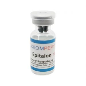 Epithalon – vial of 10mg – Axiom Peptides