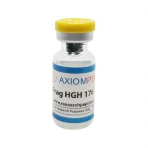 176 191 Fragmento - vial de 2mg - Axiom Peptides