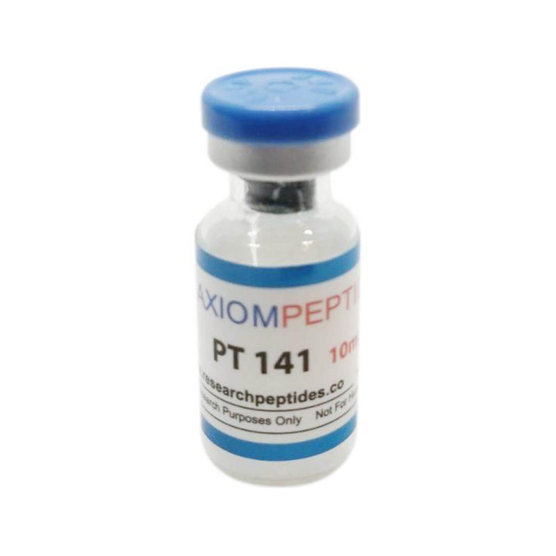 PT-141 (Bremelanotide) - vial of 10mg - Axiom Peptides