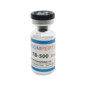Tymozyna Beta 4 (TB500) - fiolka 2mg - Axiom Peptides