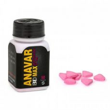 Anavar BD Max 50mg / 50 Tabs - Dragón Negro