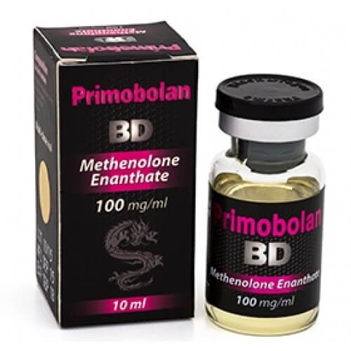 Primobolan BD 100 mg / ml x 10 ml - Black Dragon