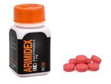 Cappucci Arimidex BD 1mg / 30 - Black Dragon