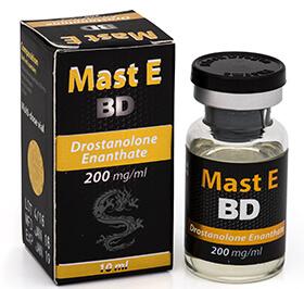 MAST E 200mg / ml x 10 ml - Schwarzer Drache
