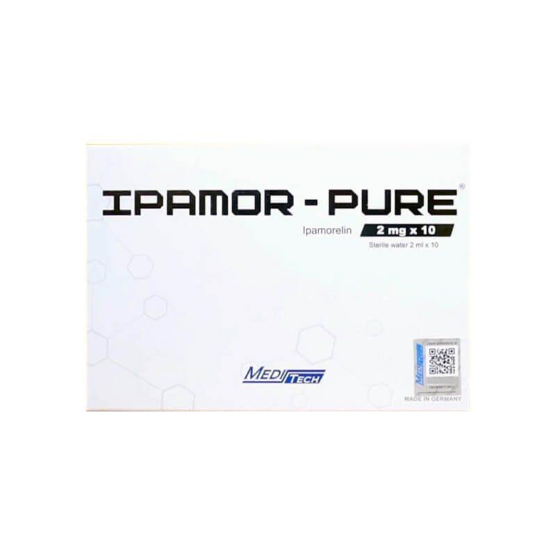 IPAMORE-PURE Ipamorelin 2mg / vial 10vials / box - Meditech