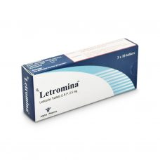 Letromina Femara - 30 tablets 2.5mg - Alpha-Pharma
