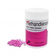 Methandienone 5 mg 1000 병 - LA Pharma