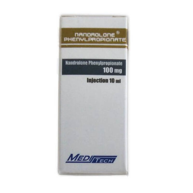 NANDROLONE-PHENYLPROPIONATE 100mg / ml 10ml / vial - Meditech
