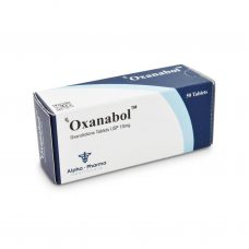 Oxanabol Anavar - 50 tablets 10mg - Alpha-Pharma