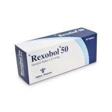 Rexobol Winstrol 50mg - 50 tabletas 50mg - Alpha-Pharma