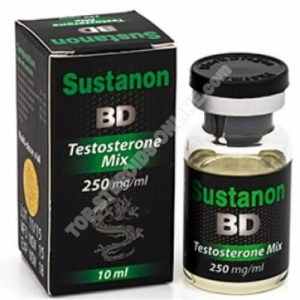 Sustanon BD 250 mg/ml x 10 ml – Black Dragon (-25% SUMMER SALES)