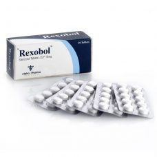 Rexobol Winstrol 10mg - 50 tabletas 10mg - Alpha-Pharma